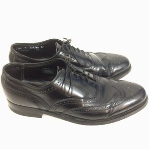 Florsheim Imperial Wingtip Dress shoes Men's 8.5D